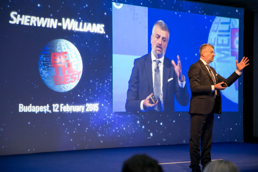 S-W European Sales Meeting Budapest 2015