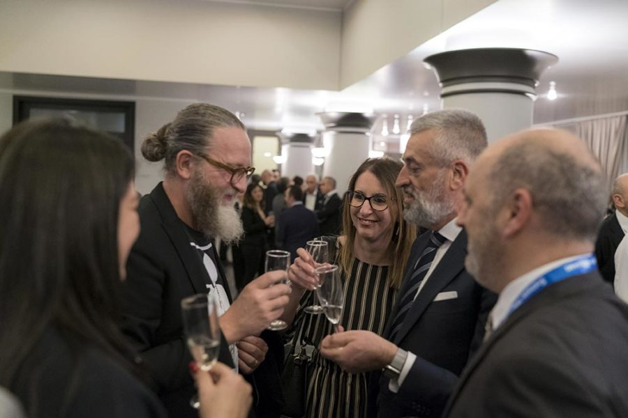 Riunione di vendita Sherwin-Williams South Europe 2018 – Cena di gala
