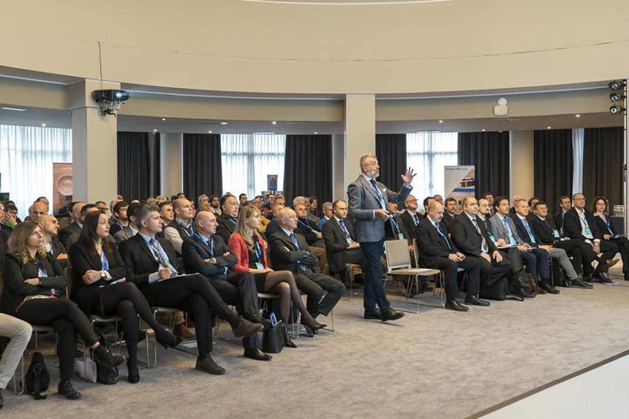 Riunione di vendita Sherwin-Williams South Europe 2018 – Primo Giorno
